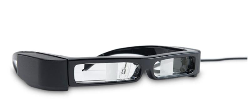 המשקפיים החכמים של Epson – עכשיו ברזולוציה גבוהה וחיבור לסמארטפון - במשרד, במפעל, במטבח, או בטיול בשטח. סקירה דוסיז צרכנות