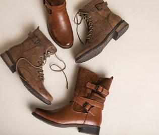 רשת נעלי SCOOP יוצאת במבצע באתר האון ליין. סקירה דוסיז צרכנות