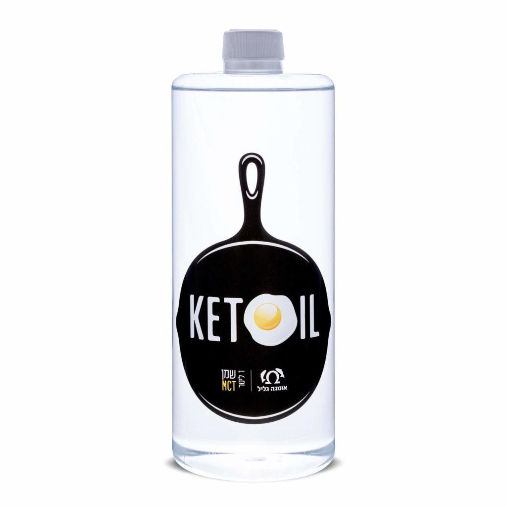 חדש בארץ: קטו-אויל KETOIL (שמן MCT). סקירה דוסיז צרכנות