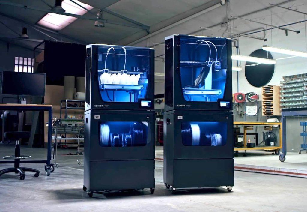 "BCN3D_Epsilon_Series_3D_Printer_smart_cabine | סקירה ""דוסיז צרכנות"""