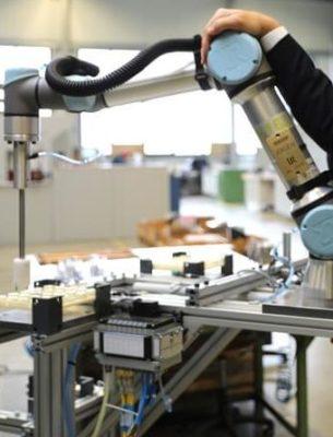 Teradyne מינתה את קים פובלסן לנשיא Universal Robots. סקירה דוסיז צרכנות