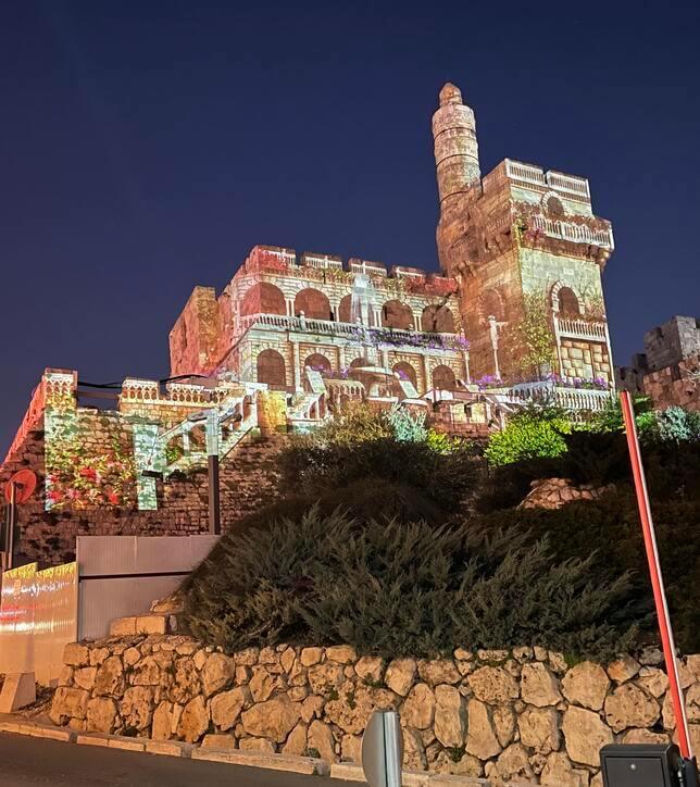 """פרוייקט עיר האורות """"ירושלים בעקבות האור""""   סקירה """"דוסיז צרכנות"""""""