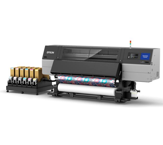 Epson מרחיבה את טווח מדפסות הסובלימציה: משיקה את SureColor SC-F10000H. סקירה דוסיז צרכנות
