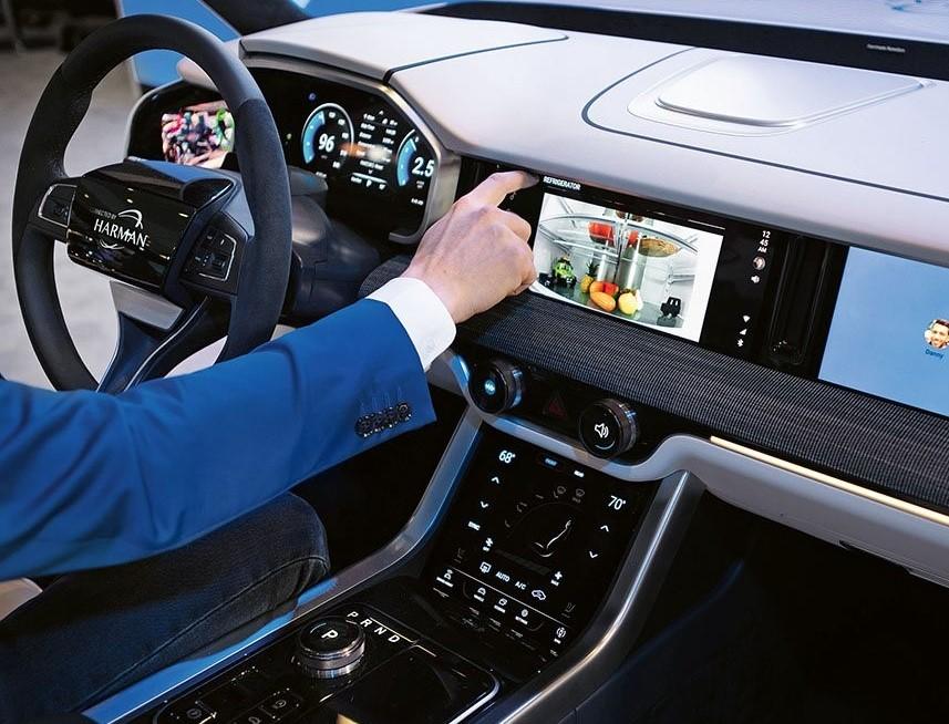 שבוע EcoMotion 2021: HARMAN אנו בדרך למציאות בה מכוניות מקושרות יוכלו לדבר אחת עם השנייה. סקירה דוסיז צרכנות