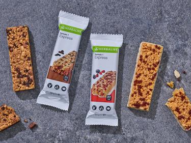 חברת הרבלייף משיקה תחליף לארוחה: חטיף תחליף ארוחה בטעמי פירות יער ושוקולד.סקירה דוסיז צרכנות