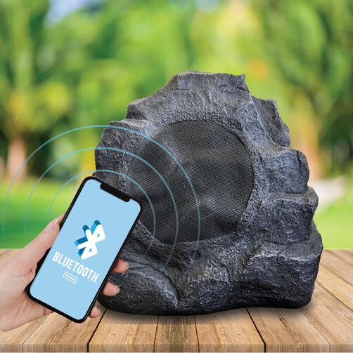 מותג האודיו המוביל PURE ACOUSTICS מציג את ROCK, רמקולים דמויי סלעים. סקירה דוסיז צרכנות