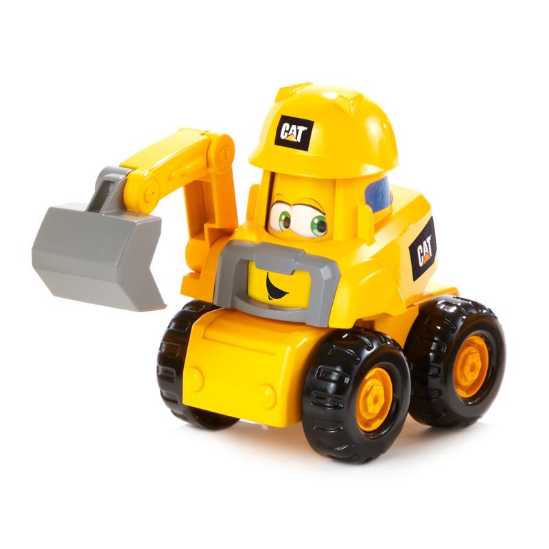 """חידושים במותג CAT מבית """"הנסיך הקטן"""" רכבי בניה בדיוק כמו בעולם האמיתי. סקירה דוסיז צרכנות"""