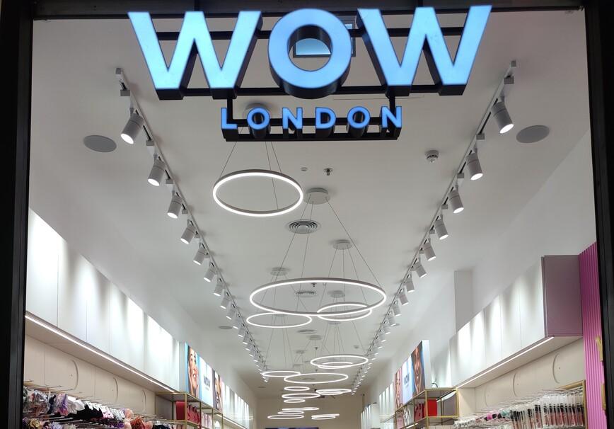"WOW London רשת חנויות הטיפוח והאיפור הבינלאומי הגיעה לעופר הקניון הגדול פ""ת. סקריה דוסיז צרכנות"