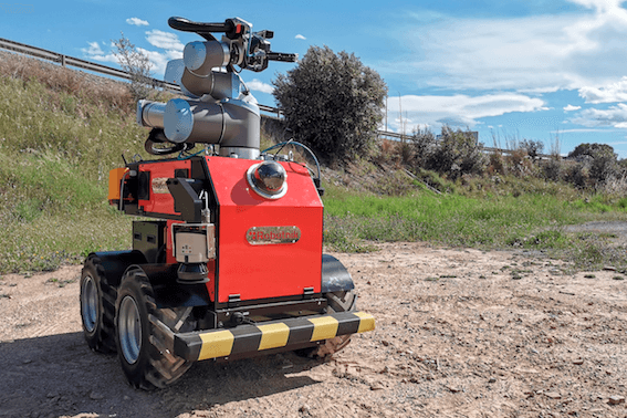 חדש: רובוט ׳קשוח׳ 4X4 למשימות אקסטרים. סקירה דוסיז צרכנות