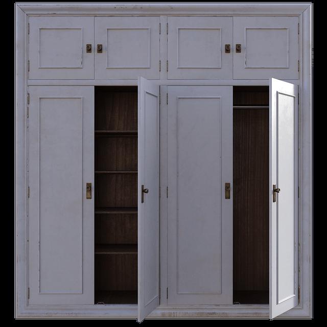 "closet-תמונה להמחשה PIXABAY | סקירה ""דוסיז צרכנות מקומית"""
