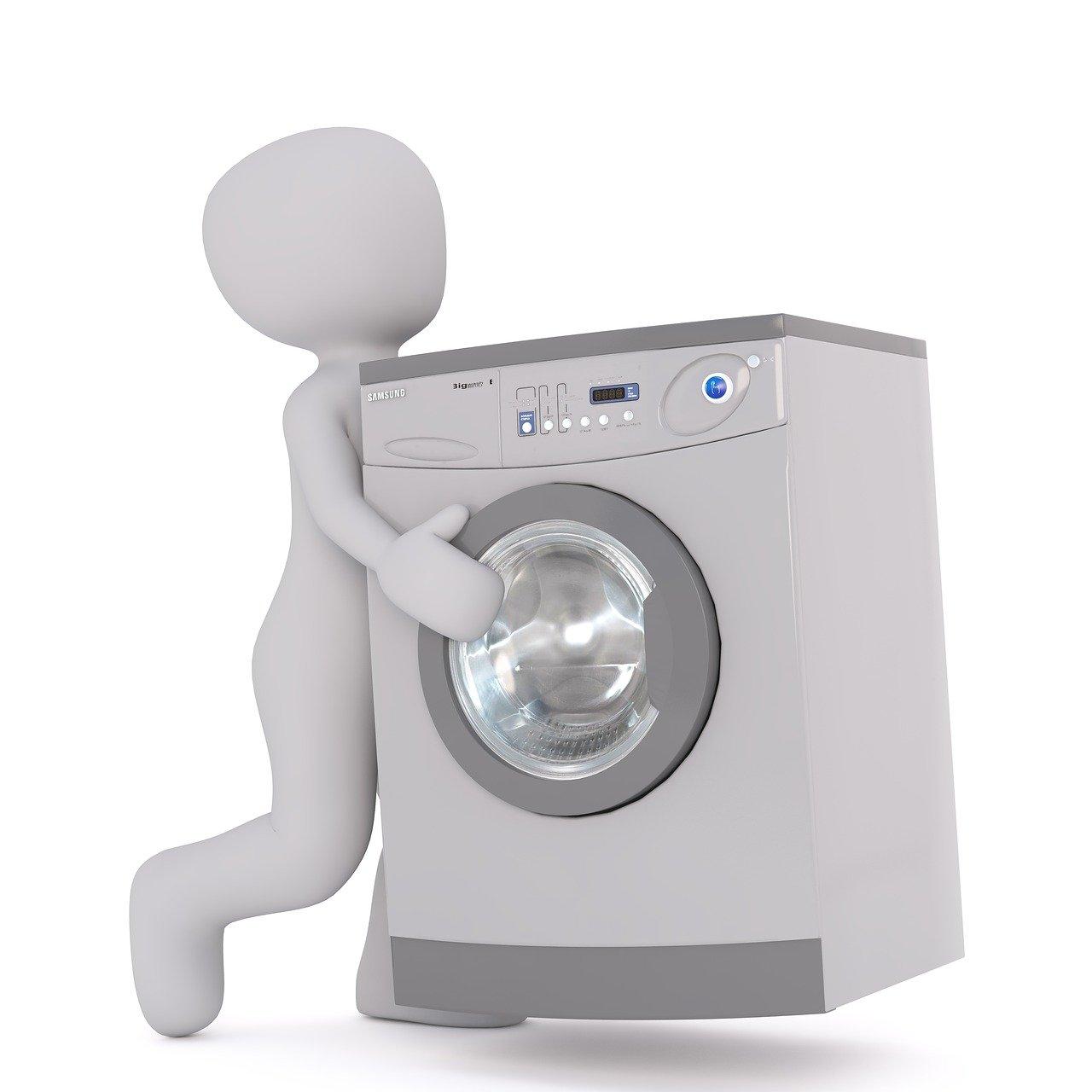 "washing-machine-חשמל עודפים | תמונה להמחשה PIXABAY | סקירה ""דוסיז צרכנות מקומית"""