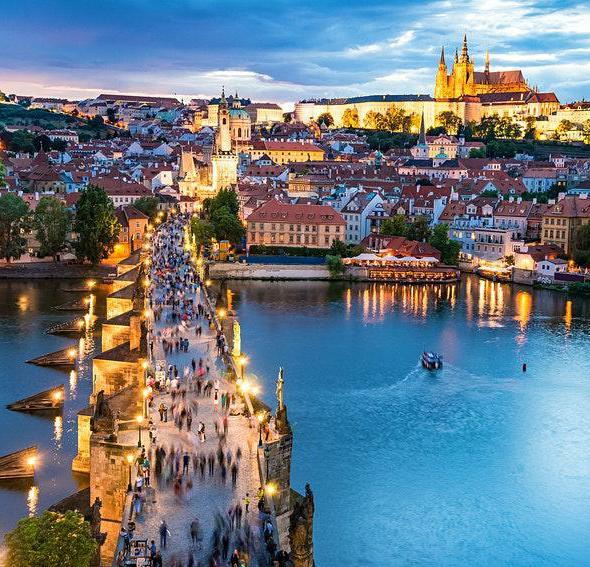 צ'כיה – פראג, מדינה ירוקה כמעט אפס אחוזי תחלואה: היעד החם ביותר לנופש. סקירה דוסיז צרכנות