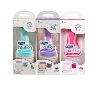 המותג Schick משיק ניחוח חדש במהדורה מוגבלת לסדרת מכשירי הגילוח שיק אינטואישן. סקירה דוסיז צרכנות
