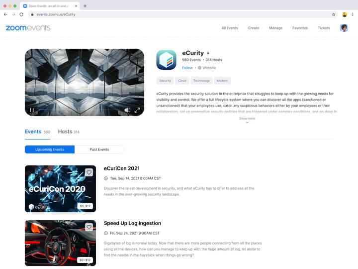 זום משדרגת את חווית השימוש בפלטפורמת שיחות הווידאו עם השקת Zoom Apps ו-Zoom Events. סקירה דוסיז צרכנות