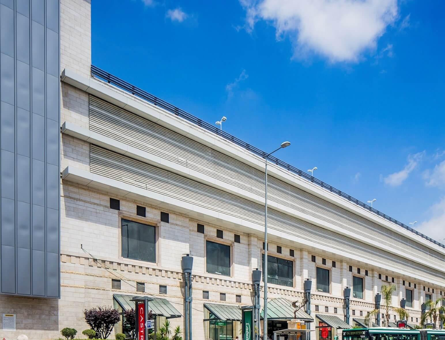 קניון הדר ירושלים בפרויקט חברתי: תורמים חבילות מזון. סקירה דוסיז צרכנות