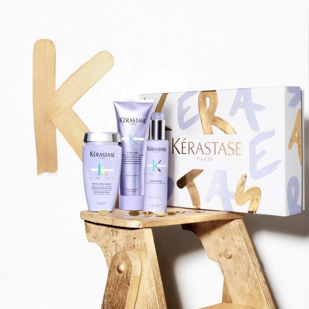 KERASTASE מציע: מארזי חג יוקרתיים לראש השנה במהדורה מוגבלת. סקירה דוסיז צרכנות
