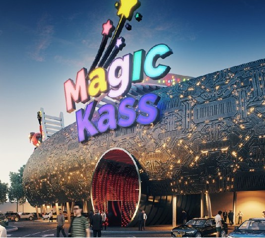 בקביעת מזוזות וגזירת סרט הושק ה Magic Kass. סקירה דוסיז צרכנות