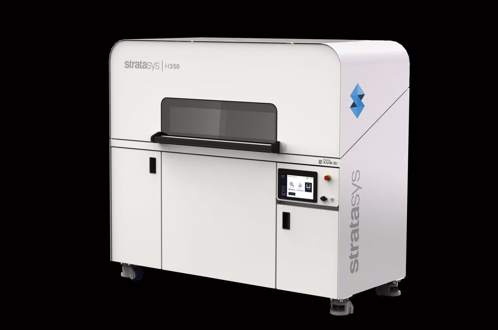 סטרטסיס רוכשת את XAAR 3D על מנת להאיץ את יכולות ההדפסה בתלת מימד. סקירה דוסיז צרכנות