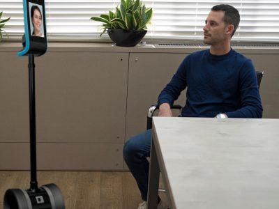 אמיר והקובוט - חברת רובוטייז | סקירה