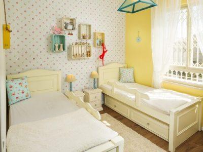 עם בוא האביב, מרעננים את חדר הילדים. סקירה דוסיז צרכנות