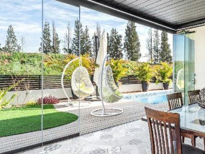 חברת אלוני מעניקה : טיפים לעיצוב המרפסת. סקירה דוסיז צרכנות