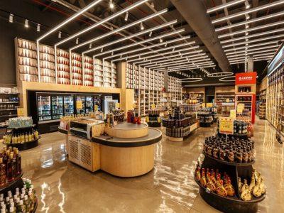 בנא משקאות חנות הדגל בילו סנטר צילום דניאל דיין | סקירה