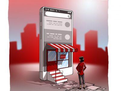 המרכז לצמיחה פיננסית של בנק הפועלים מציע קורס הכשרה בעולמות הדיגיטל לבעלי עסקים קטנים שנפגעו במשבר הקורונה | סקירה