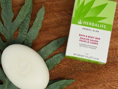 חברת הרבלייף מציעה: סבון גוף מוצק טבעי מבוסס על אלוורה. סקירה דוסיז צרכנות