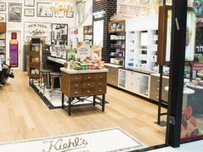 לאור ההצלחה ועם אלפי מבקרים מותג הטיפוח הניו-יורקי Kiehl's פותח חנות פופ-אפ חדשה. סקירה דוסיז צרכנות