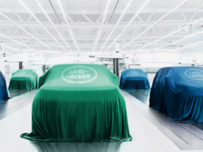 יצרנית הרכב הבריטית, JLR: בהודעה. סקירה דוסיז צרכנות
