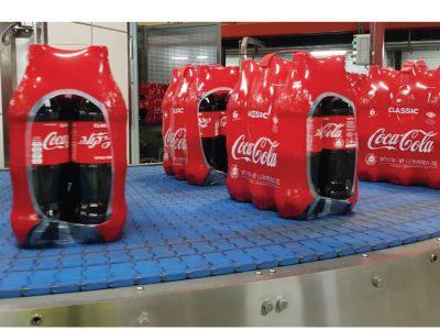 מפעל קוקה-קולה בבני ברק הוכשר לפסח ופועל במלוא התפוקה לקראת חג הפסח. סקירה דוסיז צרכנות