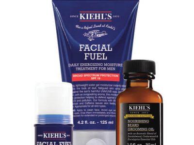 מותג הטיפוח הניו-יורקי Kiehl's מציע לקראת יום הגבר הבינלאומי מוצרי טיפוח איכותיים. סקירה דוסיז צרכנות