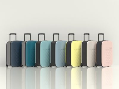 ROLLINK : המזוודות החכמות החדשות ב-40 אחוז הנחה. סקירה דוסיז צרכנות
