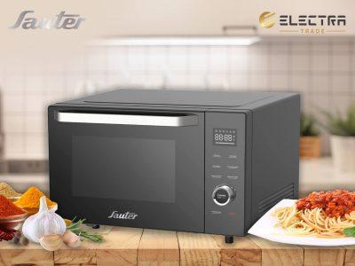 כל מטבח צריך גאון: תנור מיקרוגל משולב Airfry של Sauter. סקירה דוסיז צרכנות