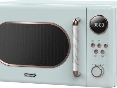 ברימאג מציגה סטייל ונוסטלגיה במטבח: מיקרוגל רטרו מעוצב. סקירה דוסיז צרכנות