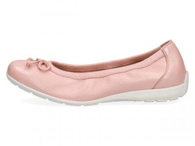 מותג נעלי הנוחות CAPRICE, מציג נעלי בובות קייציות! סקירה דוסיז צרכנות