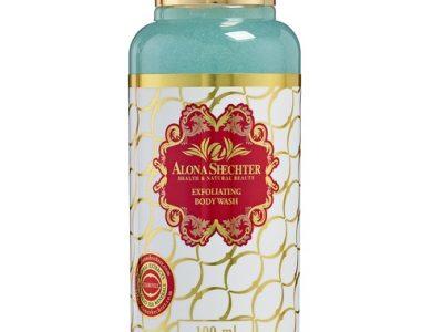 פילינג לגוף: סבון עם גרגירי קריסטל. סקירה דוסיז צרכנות