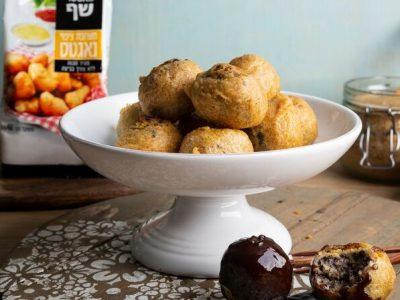 המותג מאסטר שף מציע: עוגיות שוקוצ'יפס מטוגנות. סקירה דוסיז צרכנות