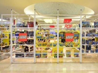 בונים עליכם: חדש בישראל: חנות פופ אפ של המותג LEGO נפתחה בעופר הקריון. סקירה דוסיז צרכנות