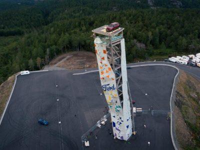 פורד משיקה מגדל טיפוס | סקירה