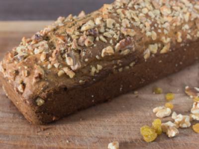 מתכון בריאות סתווי מנצח: לחם בננה מועשר בחלבון. סקירה דוסיז צרכנות