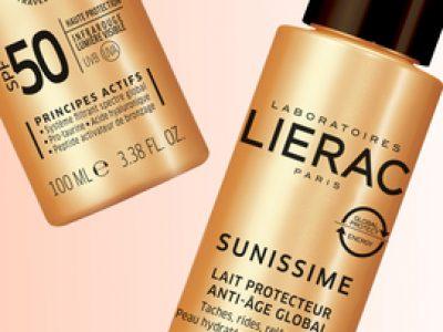 מותג הפרימיום ליראק פריז משיק: תחליבי הגנה מהשמש. סקירה דוסיז צרכנות