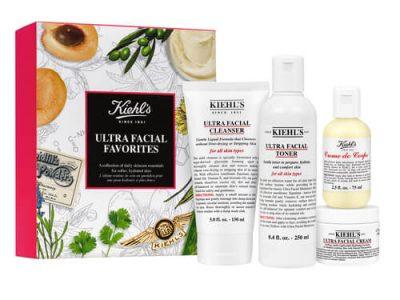 Kiehl's , קיל'ס מותג הטיפוח הניו-יורקי המשווק מוצרים איכותיים לטיפוח הפנים, הגוף והשיער, משיק לקראת חג ראש השנה מבחר מארזי מתנה חגיגיים. סקירה דוסיז צרכנות