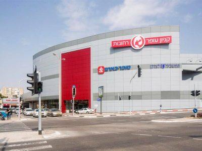 קבוצת המילטון פותחת חנות קונספט ראשונה בישראל. קניון עופר רחובות צלם שי ווליץ | סקירה
