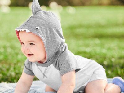מותגי הילדים והתינוקות קרטרס -אושקוש יוצאים במבצע על קולקציית אביב קיץ 2021. סקירה דוסיז צרכנות