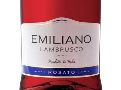 מותג הלמברוסקו האיטלקי EMILIANO גאה להציג. סקירה דוסיז צרכנות