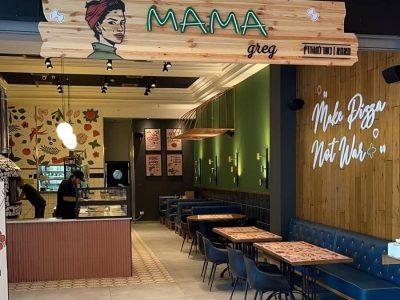 רשת מסעדות איטלקיות חדשה נפתחה מאמא גרג. סקירה דוסיז צרכנות