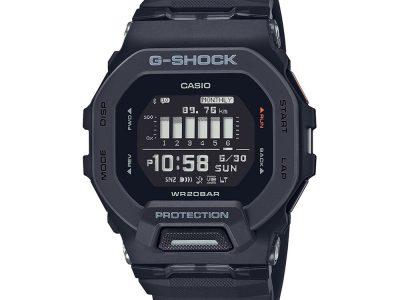 שעון ספורט G-SHOCK מסדרת G-SQUAD, 749 שח, להשיג בחנויות השעונים המובחרות, יחצ חול   סקירה