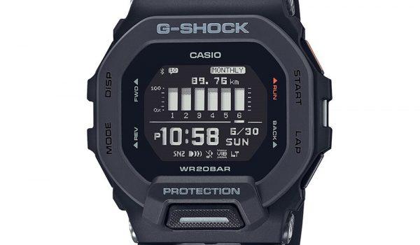 שעון ספורט G-SHOCK מסדרת G-SQUAD, 749 שח, להשיג בחנויות השעונים המובחרות, יחצ חול | סקירה