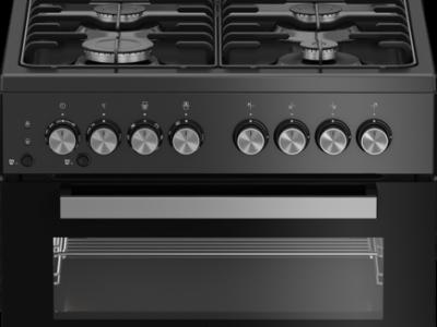 התנור כשר והשולחן ערוך: beko משיק תנור משולב דו תאי מהדרין חדשני. סקירה דוסיז צרכנות